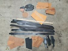 Leather Crafting Lot - Belts - Gun Holsters etc.