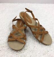 BCBGirls Strappy Sandals 6B