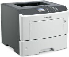 Lexmark MS610DN Network Laser Printer 35S0400 Refurbished No Supplies Included