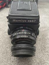 Mamiya Rb67 Pro Medium Format Slr Film Camera