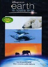 Dvd Earth - La Nostra Terra - (20079 .....NUOVO