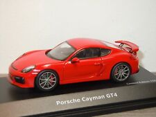 Porsche Cayman GT4 - Schuco 1:43 in Box *34051