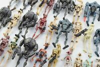 STAR WARS BATTLE DROIDS - SUPER BATTLE DROIDS - DESTROYER DROIDS SELECTION