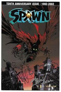 Spawn 117 Signed Angel Medina Brian Holguin Autographed Combined Shipping