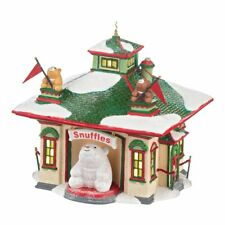 Department 56 North Pole Snuffles Luv-A-Hug Center 4025279