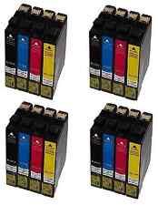 16 DruckerPatrone Tinte für EPSON STYLUS BX305F BX305FW SX125 SX420W SX130 SX425