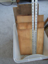 Vintage Pine Backing Boards Picture Photo job lot