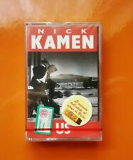 CASSETTE ORIGINALI  –NICK KAMEN - US -WEA – 242398-4 NUOVA SIGILLATA 1988