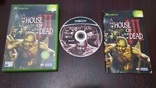 The House of the Dead III (Microsoft Xbox) European Version Pal