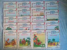 Lote 14 Libros Los Fruittis (Num 5-6-7-8-9-10-11-12-13-14-15-17-18-20)