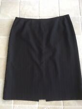 WOMENS, COUNTRY ROAD PENCIL SKIRT,  QUALITY WOOL, BLUE, WORKWEAR, SIZE 12,  #529