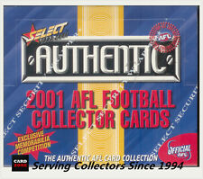 2001 Select AFL Authentic Series 300 Game Case Card Cc3 John Blakey (nth Melb)