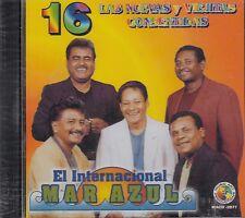 El Internacional Mar Azul 16 Las Nuevas Y Viejitas Consentidas CD New Sealed