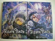 Tegami Bachi Set 1-2 Manga English Graphic Novels