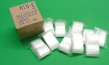 "1000 Zip Seal Bags 2mil Clear 1.5x2 Small Baggies 1-1/2"" x 2"" Reclosable 1000 pc"