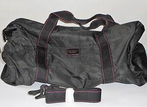 Victoria's Secret Limited Edition Packable Duffle Tote Bag With Pouch NWT
