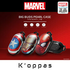 Official Marvel Big Pearl Samsung Galaxy Buds Case Cover With Clip 100%Authentic