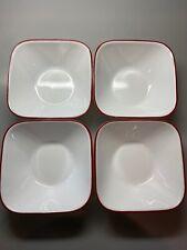 """Corelle Hanami Garden Bowls Set Of 4 6"""""""
