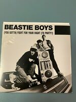 "Beastie Boys ‎– (You Gotta) Fight For Your Right (To Party!) 7"" 1987 PROMO RARE!"