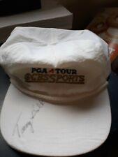 TOMMY BOLT-Signed/ Autographed -PGA Tour Golf Hat