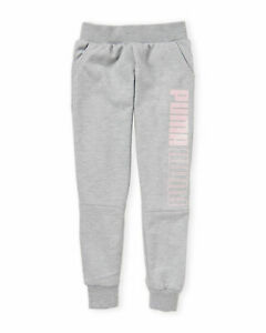 3-12Years DEESPACE Youth Brushed Fleece Casual Athletic Sweatpants with Drawstring Jogger Pants for Boys or Girls