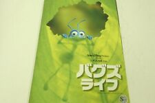 A BUG'S LIFE Japan movie program  booklet 42