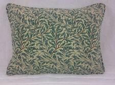 William Morris Willow Bough Vert 40.6cmx30.5cm Superbe & Offerte Prix