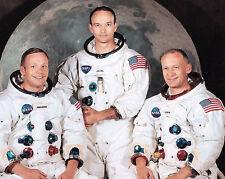 Apollo 11 Moon Space Crew 11 x 14 Photo Picture Neil Armstrong Buzz Aldrin
