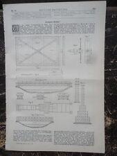 1886 Ameland Holwert Rathaus für Stollberg Berlin Akademie der Künste