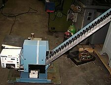Amistar Model C1750 Semi Automatic Dip Inserter for Through Hole Insertion