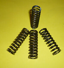 NEW TRIUMPH PRE UNIT 6T T100 T110 TR6  SET OF 4 CLUTCH SPRINGS  57-0999 UK MADE