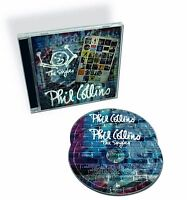 "Phil Collins ""the singles"" 2CD NEU Album 2016 best of / greatest Hits"