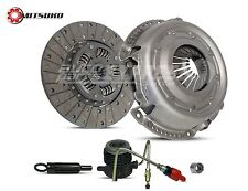 MITSUKO HD CLUTCH KIT FITS 90-92 WRANGLER COMANCHE CHEROKEE WAGONEER 89 AISIN TR