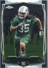 Topps Chrome Football 2014 Rookie Card #157 Calvin Pryor - New York Jets