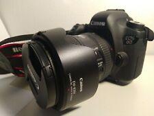Canon EOS 6D Fotocamera Reflex +obiettivo 24-70mm f/4L IS USM stabilizzato.