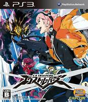 E.X. TROOPERS PS3 Capcom Sony PlayStation 3 From Japan