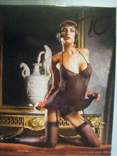 Baci Lingerie Black Two-Piece Garter Dress ONE SIZE #70
