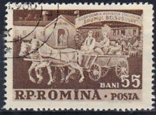 Romania 1959 - SG2646 Farm Wagon and Horses - see scan
