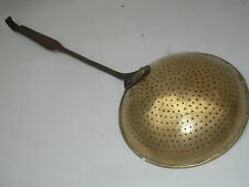 Brass Collectable Sieves & Strainers