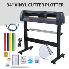 Vinyl Cutter Plotter Cutting 34 Sign Maker Software Bundle Craft Cut Art Craft