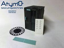 Siemens S7-300, CPU 312 IFM, 10 DI/6 DO, 6ES7312-5AC00-0AB0, 6ES7 312-5AC00-0AB0