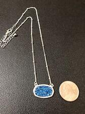 Design By Isabel J. Scott. Midnight Blue Drusy Kendra + Chloe,