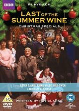 Last of The Summer Wine - The Christmas Specials Vol. 1 [DVD][Region 2]