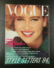 VOGUE Magazine January 1984