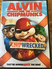 ALVIN AND THE CHIPMUNKS CHIPWRECKED (DVD) BRAND NEW SEALED SHIPS NEXT DAY