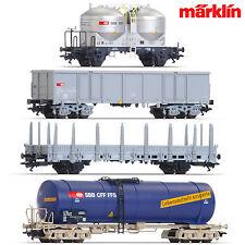 Märklin 29484-S4 H0 Güterwagen-Set der SBB 4-teilig ++ NEU ++