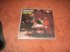 "MORTON GOULD -LP ""Coffee time"" 1958 USA RCA  Mono LPM-1656 -  EX / EX"