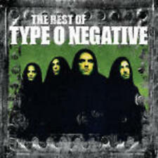 THE BEST OF TYPE O NEGATIVE  CD