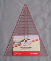 Sew Easy Triangular Patchwork Rulers - various sizes available