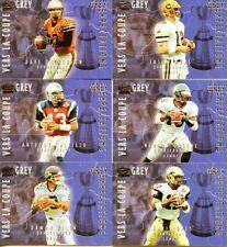 2004 Pacific GREY EXPECTATIONS  6 CARD INSERT SET